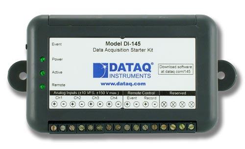 Instruments Data Acquisition : Dataq instruments hantekno oy